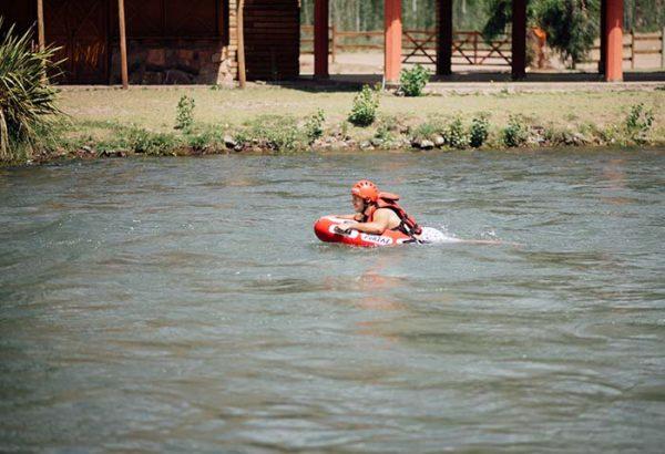 coolriver en el río atuel, experiencia al máximo en Valle Grande, portal del atuel