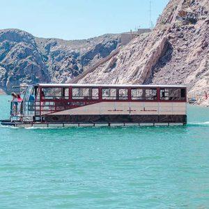 Excursiones en Catamarán Portal del Atuel - Valle Grande