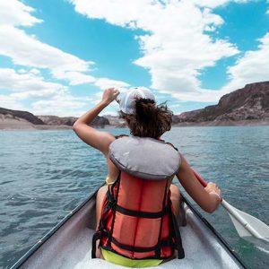 Alquiler de Canoas en Valle Grande - Portal del Atuel