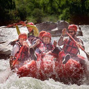 Rafting en Valle Grande, viví al máximo el turismo aventura en Portal del Atuel